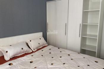 Cho thuê căn hộ Sky Garden I nhà đẹp lầu cao DT 71m2 - 2PN + 1WC nội thất cơ bản giá rẻ 11,5tr