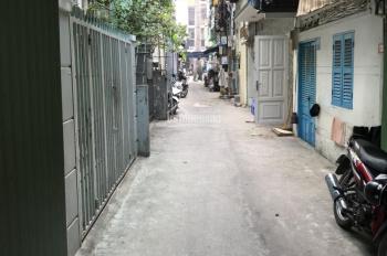 Hot cho đầu tư, vỡ nợ bán gấp nhà Nguyễn Văn Nguyễn, P. Tân Định, Quận 1, DTCN: 46m2, 4,5 tỷ TL