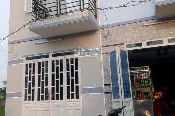 Bán nhà 1 trệt - 1 lầu tường riêng-vách riêng-móng riêng Gần Chợ Chiều,giá 650tr,đất thổ cư sổ hồng