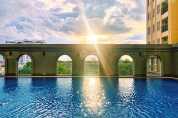 Cho thuê căn 2PN, Saigon Mia full nội thất cao cấp 15.5tr/th bao thuế phí chuyển nhượng. 0945822716