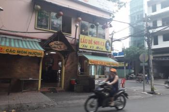 Cho thuê góc 2 mặt tiền kinh doanh Trương Công Định quận Tân Bình