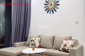 Cho thuê Sài Gòn Mia 64m2, 2PN, full NT giao nhà như hình, giá chỉ 16tr/tháng. LH 0909 732 736