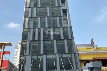 Cho thuê tòa 2 hầm, 10L MT Lý Chính Thắng, Q3, DT: 13x20m, giá 1,2 tỷ - 0914468593