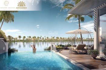 Mở bán 30 căn biệt thự biển Ecopark Grand - The Island. Liên hệ Mrs Lan Phương: 0585844114