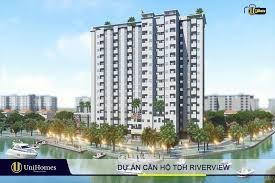 Bán gấp CH TDH Riverview, 60.8m2, căn góc view sông, giá 1,4 tỷ, bao phí chuyển nhượng, chính chủ