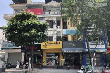 Chính chủ cần bán gấp nhà mặt phố Vũ Phạm Hàm DT 110m2 x 5 tầng, MT 5.3m, giá 35 tỷ, LH 0832108756