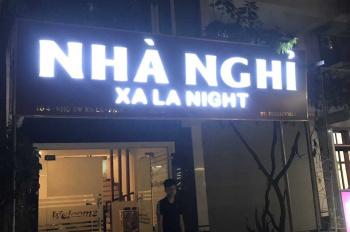Chính chủ cần sang nhượng gấp nhà nghỉ Xa La Night, KĐT Xa La, Hà Đông. LH ngay 0945.000.969