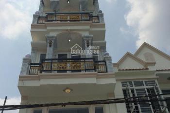 Bán nhà 1trệt lững 2 lầu (4x21m) giá 4.85 tỷ (TL), Đường 6m Nguyễn Anh Thủ, P. HT, Q12. LH: 0933805