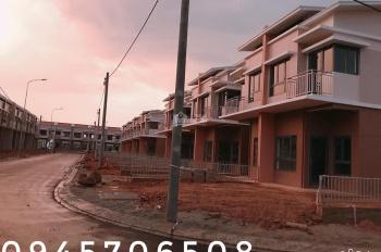 Cần bán gấp biệt thự, khu đô thị Oasis City, đối diện ĐH Quốc tế Việt Đức, giá 1,42ty LH 0945706508
