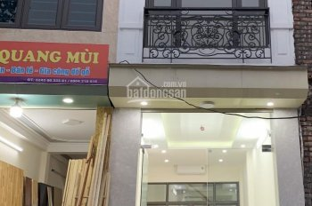 Cho thuê nhà mặt phố Minh Khai, 25tr/tháng, gần Chợ Mơ - Bạch Mai