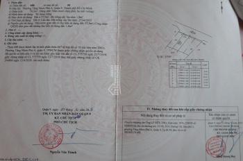 Bán đất 59.3m2 thổ cư đường 14, Làng Tăng Phú, Q9, giá 3.3 tỷ, LH 0935336398
