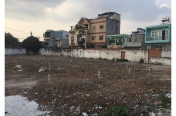 Bán lô đất 2 MT Kênh Tân Hóa, Nguyễn Trọng Quyền, Tân Phú đối diện CV Đầm Sen