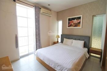 Nhà cho thuê hẻm 15B, Lê Thánh Tôn, Quận 1, 8x16m, 14 phòng