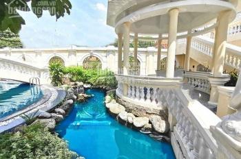 Siêu biệt thự hồ bơi, sân vườn siêu vip Thảo Điền, Q2 có đầy đủ nội thất