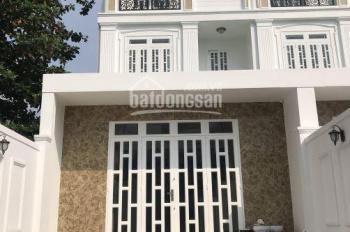 Bán nhà  1 trệt, 2 lầu hẻm 520 có gara ô tô, gần KĐT Vạn Phúc, Hiệp Bình Phước, Thủ Đức