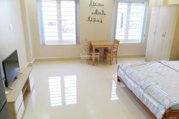 Cho thuê căn hộ dịch vụ 35m2 mới 100% đầy đủ nội thất, ngay siêu thị Vincom KDC Nam Long, Quận 7