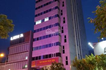 Chính chủ bán building mặt tiền cụm Cộng Hòa, Tân Bình, DT (9.3x33m), hầm + 8 tầng. Giá là: 97 tỷ
