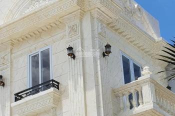 Cho thuê nhà hẻm diện tích 54m2(1 trệt 2 lầu 1 sân thượng) hẻm 3m trục đường HTP, giá thuê 15 triệu