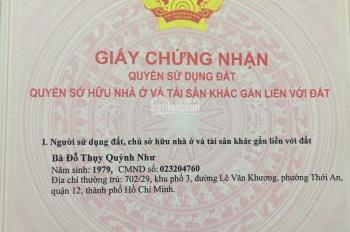 Cần bán lô đất dự án ngay MT QL 13 dự án Kim Oanh giá chỉ 1,3 tỷ đã có sổ thổ cư 100%