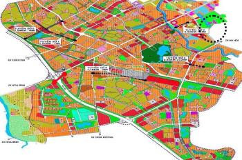 Bán đất phân lô cán bộ trại giam T16 phường Phú Lương diện tích 70m2, giá 25 tr/m2. LH 0967506216
