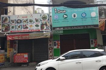 Bán mặt tiền kinh doanh đường Văn Cao, 4mx15m, cấp 4, giá 10.8 tỷ, P. Phú Thạnh, Q. Tân Phú