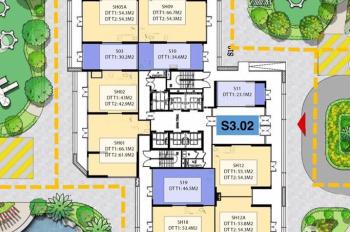 Ký mới, chênh thấp Shop chân đế tòa S3.02 dự án, Vinhomes Smart City. LH: 0916454988