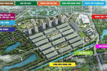 Bán Him Lam Green Park - 200 căn liền kề khu đô thị tại Bắc Ninh 0986 809 877