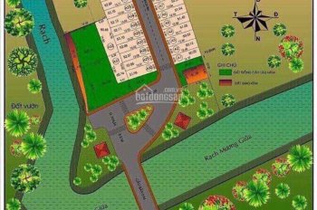 Chính chủ cần bán gấp lô đất KDC Trường Lưu 2, Q9 giá 2 tỷ 250 tr, SHR, XDTD, 0918840610(Vũ)