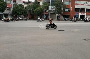 Bán nhà mặt phố Nguyễn Văn Cừ, kinh doanh, MT hơn 4m, dt 60m, vỉa hè rộng, lh: 0915316898