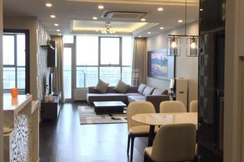 Tràng An Complex cho thuê căn hộ 88m2, 2PN, full đồ hoặc đồ cơ bản, giá 10 tr/th. LH 0918.999.013
