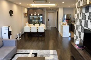 Keangnam Phạm Hùng cho thuê căn hộ 120m2, 3 PN, full đồ 18tr/th. LH 0918.999.013