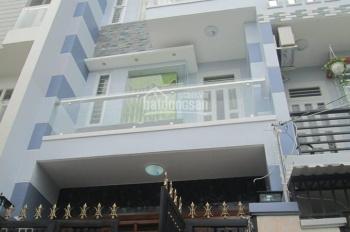 Bán nhà HXH 7m Nguyễn Tri Phương, Q. 10, P. 4, DT: 35m2, 3 lầu, chỉ 7.5 tỷ TL