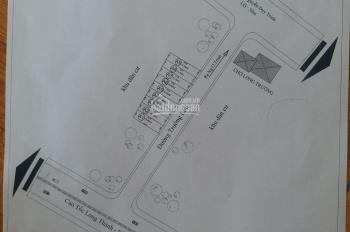 750 triệu (giá 100%) có ngay lô đất 73m2, mặt tiền đường Trường Lưu, Long Trường, 0934107048