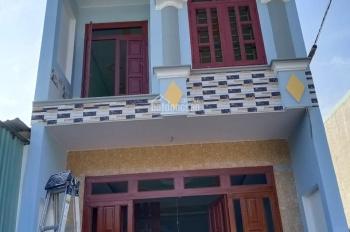 Nhà sổ hồng riêng gần ngay chợ Phú Phong, An Phú, điện nước đầy đủ