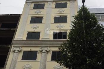 Tôi cần cho thuê nhà mặt tiền Nguyễn Ngọc Vũ, Cầu Giấy: 70m2, 6 tầng, 70tr/th