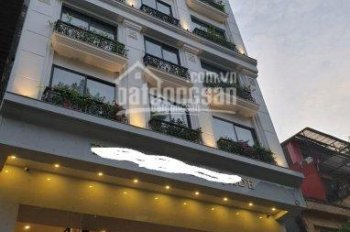 Cho thuê nhà mặt phố Triệu Việt Vương, 120m2 x 5 tầng, mặt tiền 8m, có thang máy, LH: 0974557067