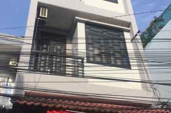 Cho thuê nhà đẹp Nguyễn Cửu Đàm, hẻm 6m. DT: 4x14m, 1 trệt 2 lầu đúc, 3PN, 3WC