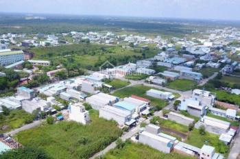 Bán gấp lô đất 5x25m thổ cư 100%, KDC Tân Đức, Đức Hòa, giá 850 triệu