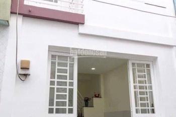 Bán nhanh căn nhà giá rẻ hơn giá thị trường gần đường Lê Thị Hà, TT Hóc Môn, có sổ hồng riêng
