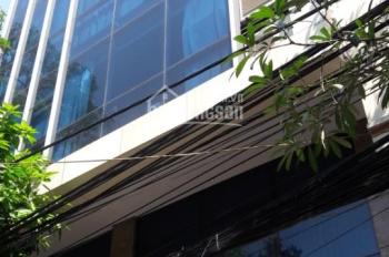 Bán nhà 9 tầng có hầm mặt phố Trần Tế Xương, Ba Đình 85m2, giá 30 tỷ, 0979696656