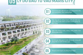Mở đặt chỗ GĐ 1 quỹ đất vàng trung tâm TP Quảng Ngãi, thanh toán linh hoạt trong vòng 9 tháng