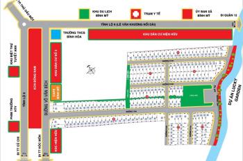 Bán đất KDC mới, đường Võ Văn Bích, đường nhựa 8m SHR. LH 0962.063.821
