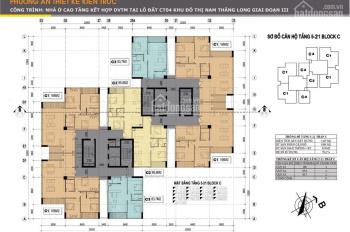 Nhận nhà ở ngay - Căn hộ Udic Westlake 3PN/116m2 chỉ với 4,1 tỷ. Full nội thất, CK ngay 100tr