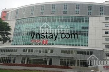 Cho thuê văn phòng QTSC khu phần mềm Quang Trung với diện tích 100m2, 300m2, 500m2, 1.000m2