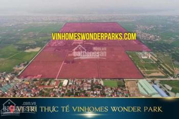 Bán shophouse trục đường 422, trục đường chính Vinhomes Wonder Park, DT 110m - 150m2, LH 0931368661