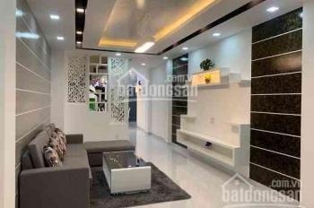 Nhà đẹp căn duy nhất Mạc Đĩnh Chi 2 MT 4x14m 5 tầng HXH 5m HDT 50tr/th. Giá chỉ 12,5tỷ 0917 457 399