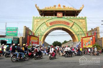 Bán đất mặt tiền Quốc lộ 13, gần cổng KDL Đại Nam, DT 6500m2, LL Long 090516833