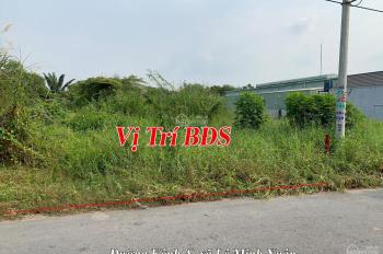 Đất 20x62m= 1.265m2 (768.5m2 ODT + 496.5m2 CNL), MT Kênh A, Lê Minh Xuân, gần Trần Đại Nghĩa