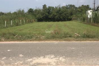 Cần bán đất mặt tiền đường Gốc Rưng, xã An Nhơn Tây, Củ Chi
