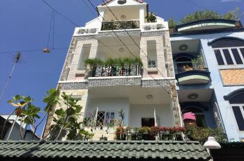 Chính chủ bán nhà đường Lê Đức Thọ HXH quay đầu DT 5.3x16 4 tầng